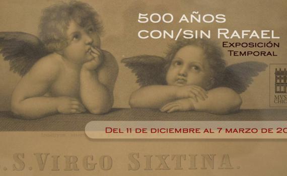 500 AÑOS SIN RAFAEL