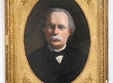 Antonio García Gutiérrez por José Dodero