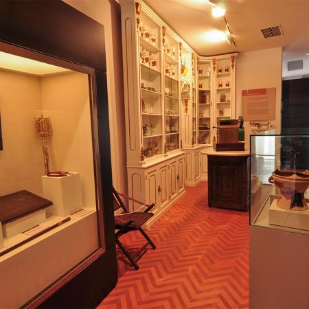 Salas del Museo de Chiclana