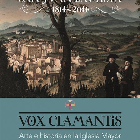 "Preparations to host the exhibition ""Vox Clamantis. Arte e historia de la Iglesia Mayor de San Juan Bautista. 1814 – 2014"" have started."