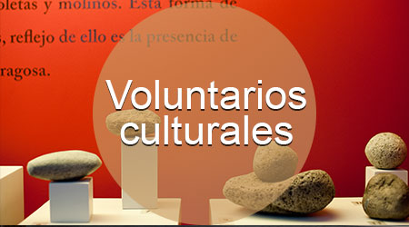 voluntarios culturales
